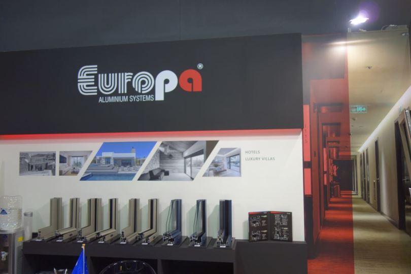 Europa Profil Αλουμίνιο
