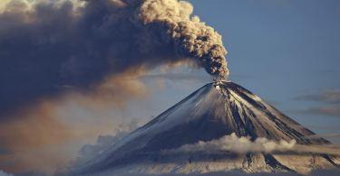 ηφαιστειακή τέφρα