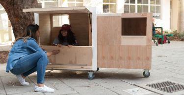 Φοιτητές-Αρχιτεκτονικής-σπίτια-άστεγους