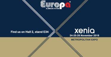 Europa-Profil-Αλουμίνιο-Xenia-2018