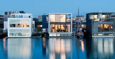 πλωτά-κτίρια