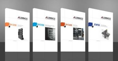 κατάλογοι Aluminco
