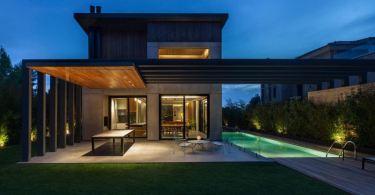 Woodwing-Villa