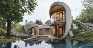 οργανική-αρχιτεκτονική