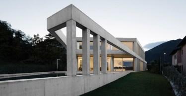 Concrete-Villa