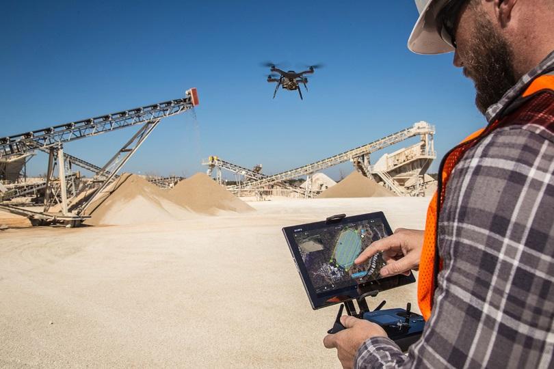 drone-μηχανικοί