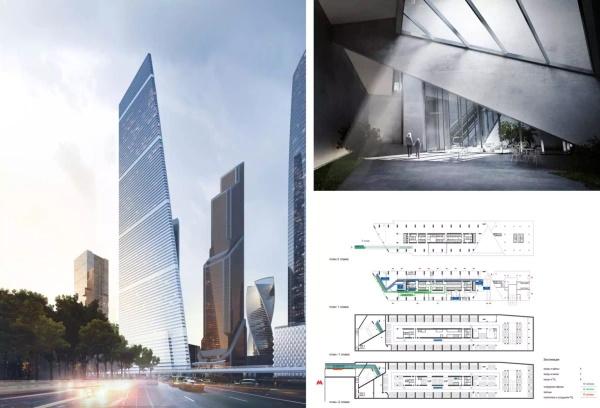 ουρανοξύστες-αρχιτεκτονική