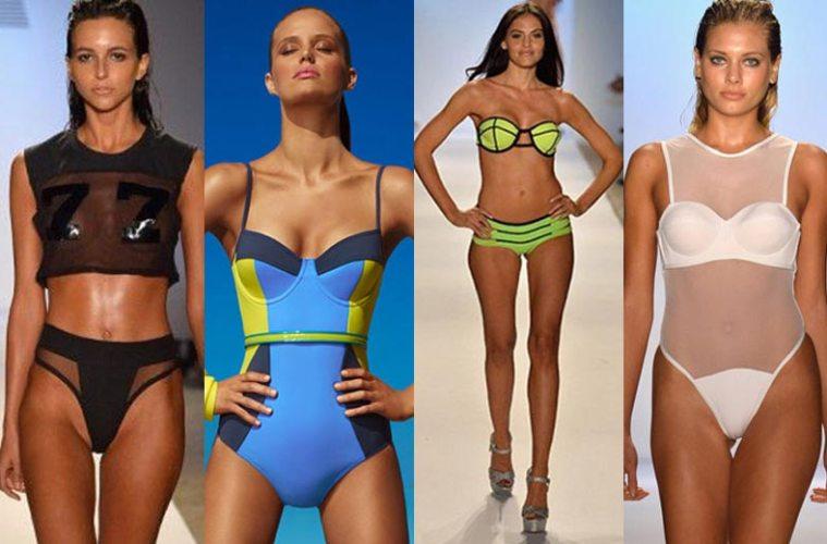 Jaké plavky letos frčí? Je mnoho střihů či barevných témat, ve kterých zaujmete a půjdete s trendy. Hitem jsou ale překvapivě čtvery typy plavek, na které v českých buticích hned tak nenarazíte. Sehnat je ale – byla byste za módní hvězdu!