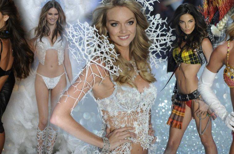 Victoria's Secreet Fashion show 2013: luxusní spodní prádlo VS na nejkrásnějších modelkách světa opět dobývá naše srdce!
