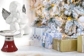 Tradiční vánoce mají své specifické barvy. Vánoční ozdoby a dekorace v tradiční bílé, červené a zelené, s třpytem zlata a stříbra, jsou opět v módě.