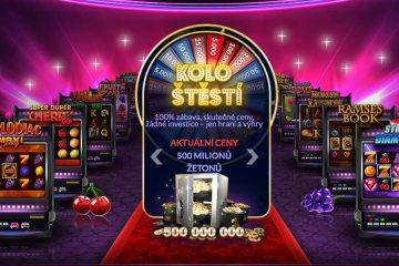 Chcete konečně nakouknou do kasína? Lze to i s prázdnými kapsami a bezpečně. Navštivte online kasíno a zahrajte si bez rizika. Výherní automaty, online ruleta, blacjack a jiné oblíbené kasíno hry – to vše si lze zahrát ve virtuálním kasínu.