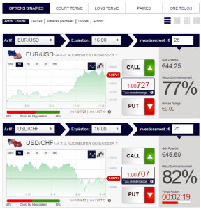 Platform trading optionweb
