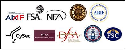 logo de tout les organisme de regulation