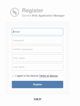 SWAM registration form