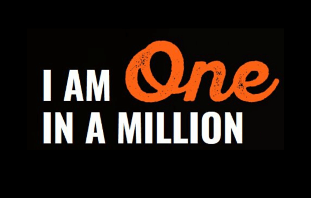 logo One in a million