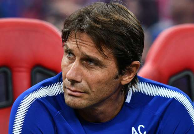 Chelsea are title favourites, says Conte