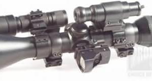 "Montáž na optiku HB-M-1-1"" 25,4mm"