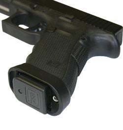 Rozšírenie šachty pre zásobník - Glock/Gen.1-3