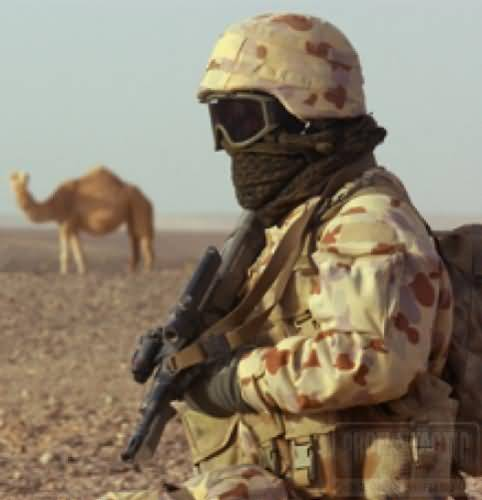 ESS Land Ops pieskové + speed sleeve