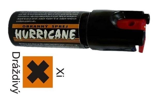 Obranný sprej HURRICANE Pepper Spray 15ml