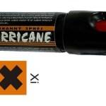 Obranný sprej HURRICANE Pepper Spray 15ml 1