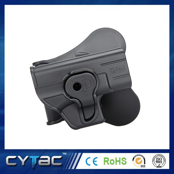 Pištoľové púzdro Cytac pre Glock 43 s pádlom + opasková redukcia + molle redukcia