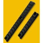 Rail Picatinny weaver MIL-STD-1913 lenght 98mm 1