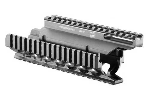 VZ. 58 Aluminum Rail System