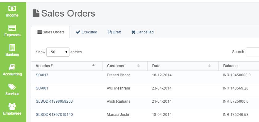 sales-orders