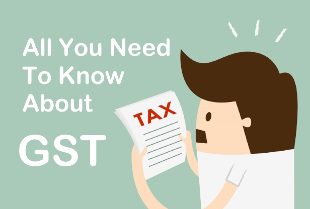 GST - Goods And Service Tax