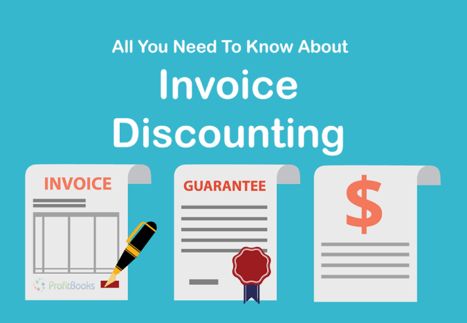 What is invoice discounting and how it works