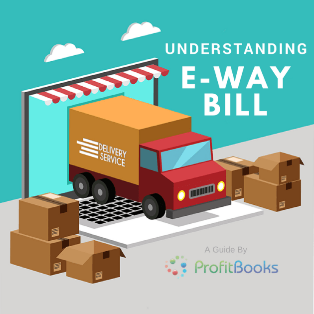 GST E-Way Bill System - Rules & Steps To Generate E Way Bills