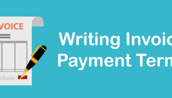 How To Write Invoice Payment Terms ProfitBooksnet - How to make invoice payment