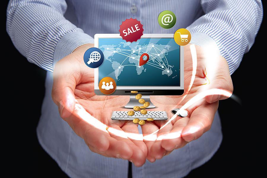 Selling things online