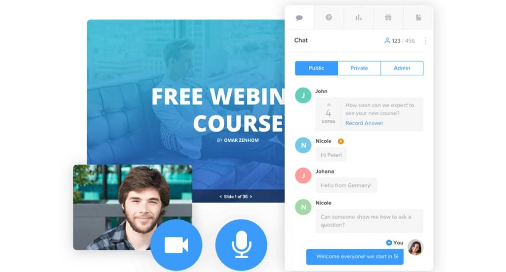 WebinarNinja | Best Webinar software