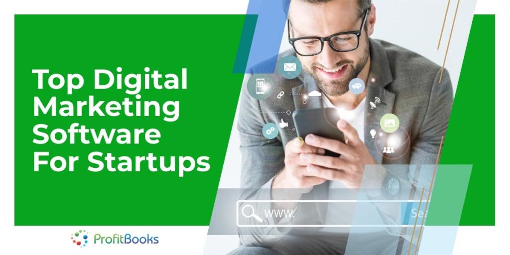 Top digital marketing software