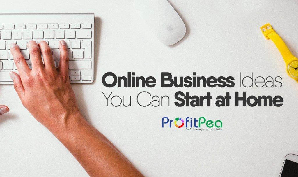 Online Business Ideas 2019