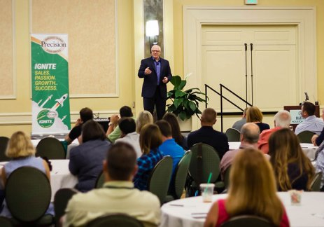 Innovative marketing mastery keynote