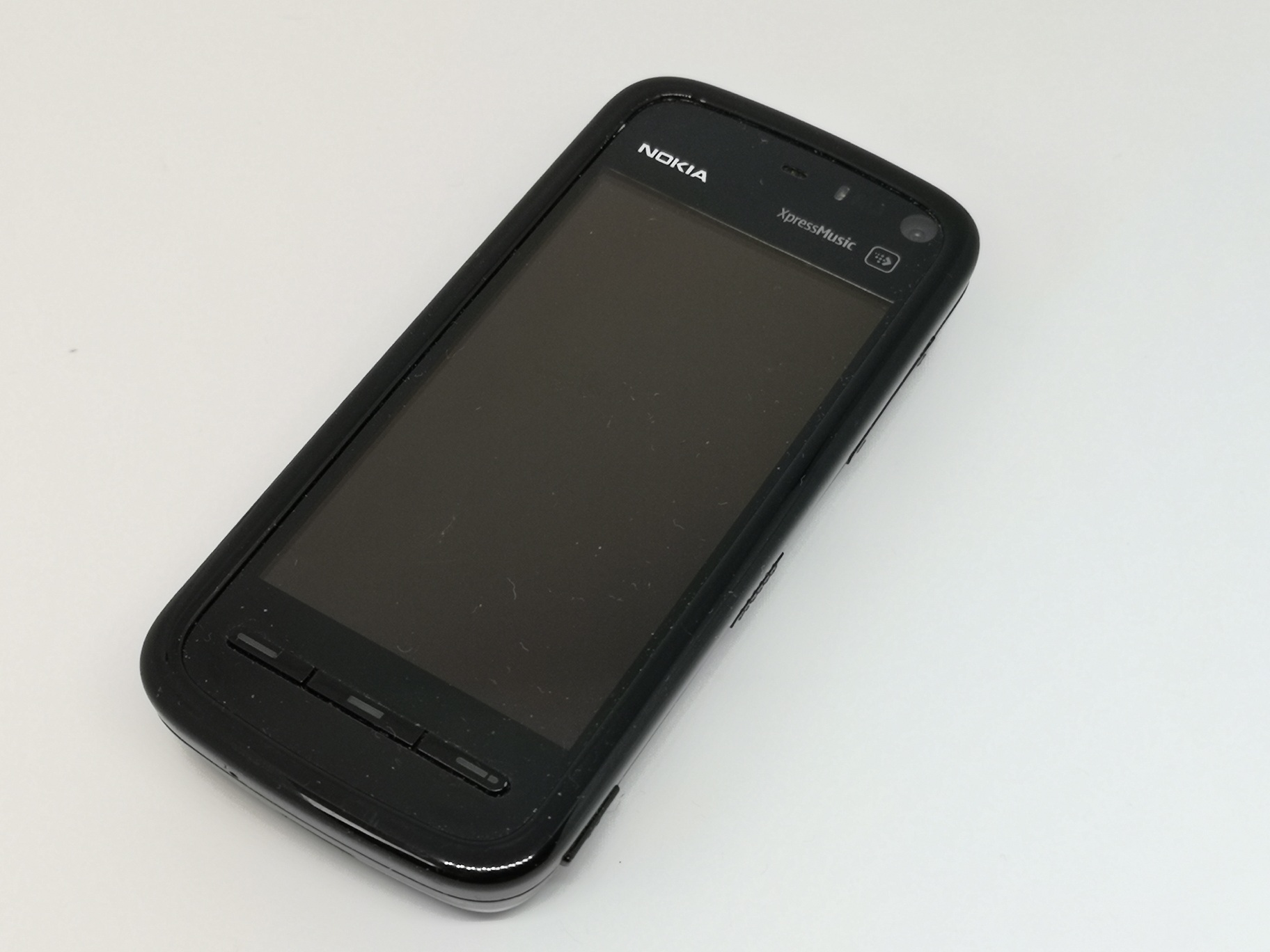 Nokia 5800 Review - XpressMusic Model Answer to iPhone