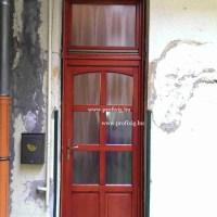 8 kazettás ajtó
