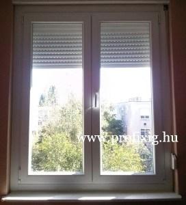 Panel műanyag ablak csere