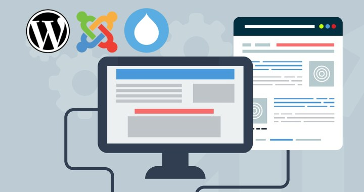 WordPress vs Joomla vs Drupal: A comparison