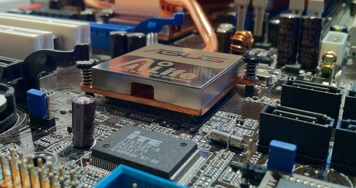 Studies: Effects of overheating on electronic components
