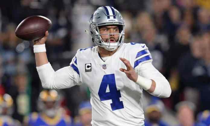Dak Prescott - Dallas Cowboys