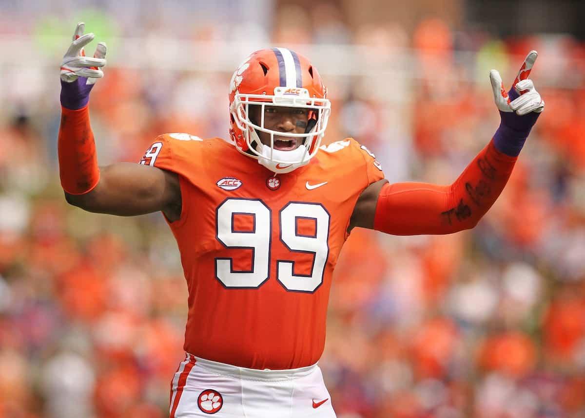 Clelin Ferrell - 2019 NFL Draft