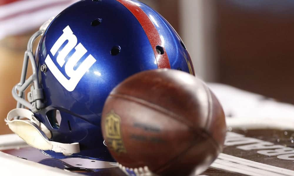 New York Giants Undrafted Free Agent signigns