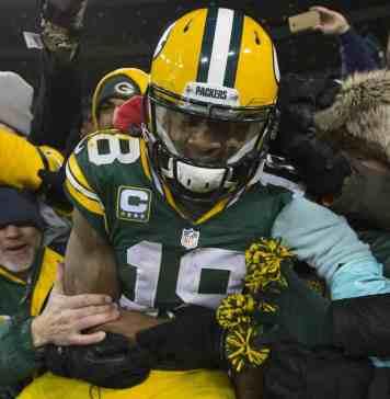 NFL Free Agency Randall Cobb