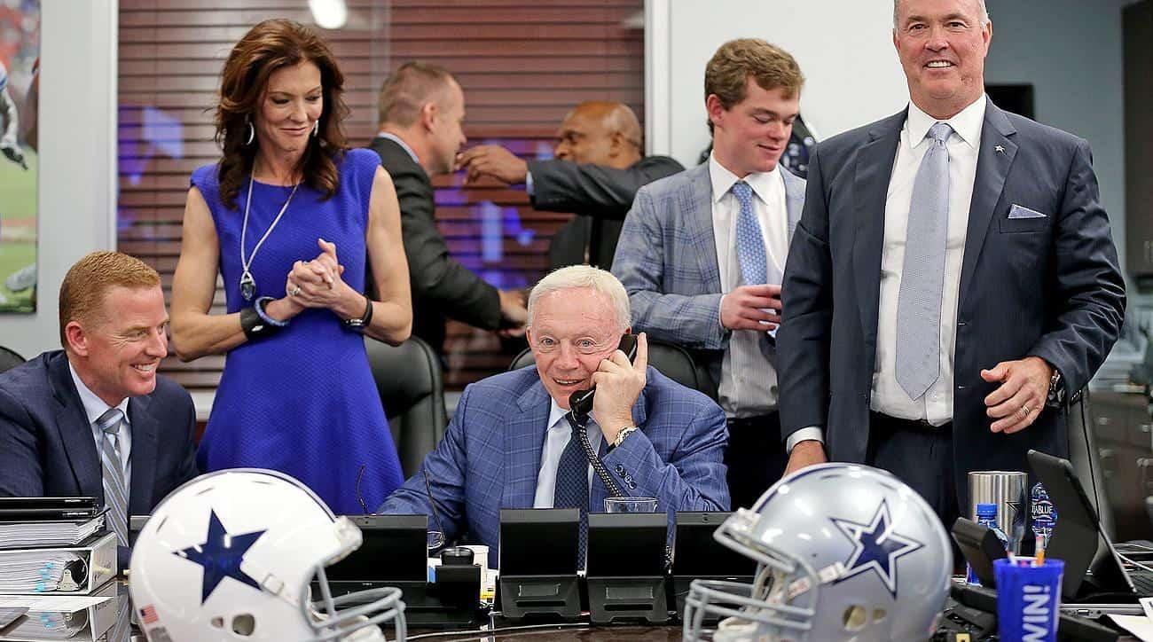 2019 NFL Draft Dallas Cowboys
