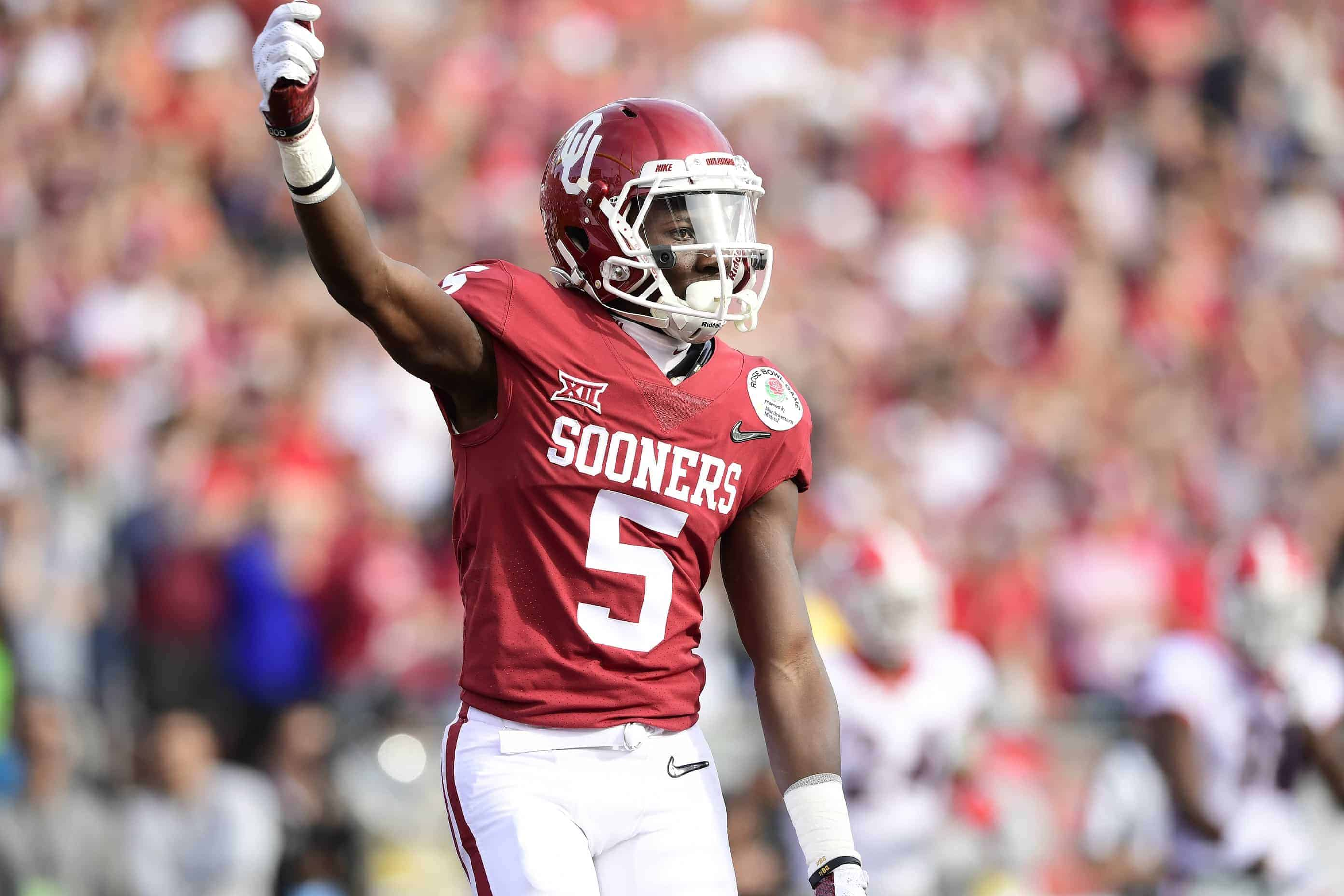 2019 NFL Draft Marquise Brown
