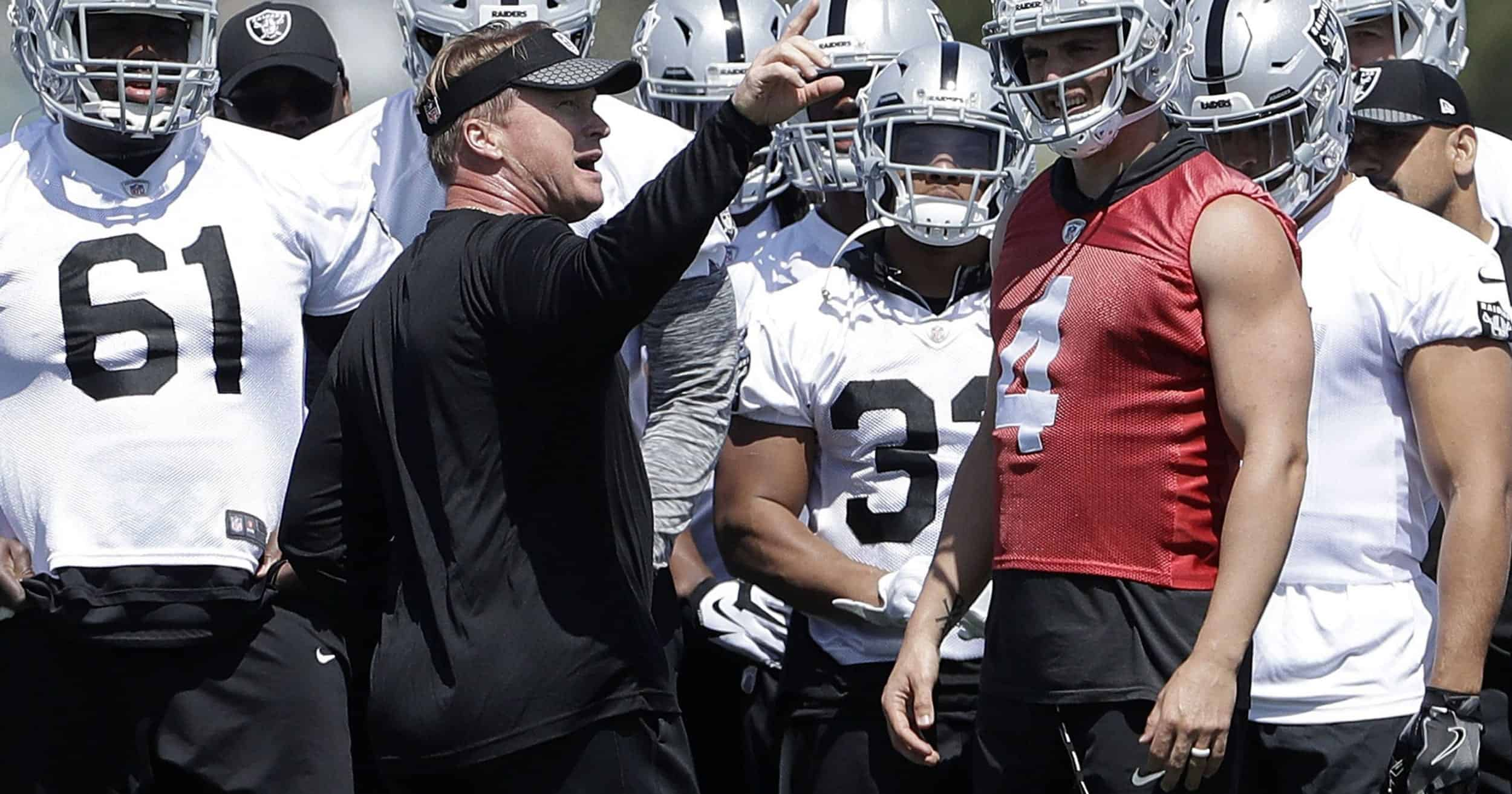 meet 26e39 78271 Oakland Raiders: A perfect candidate for Hard Knocks